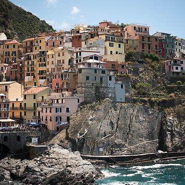 Cinque Terre by zoemeinke