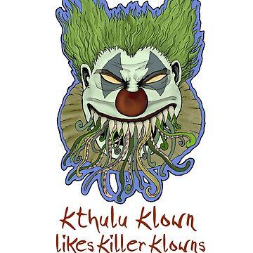Kthulu Klown II by morphfix