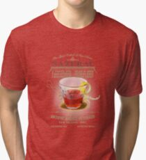 Historic Sazerac Cocktail Tri-blend T-Shirt