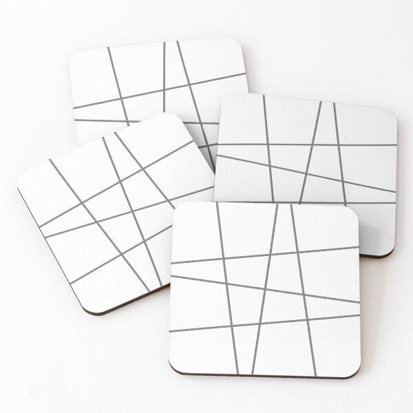 Minimalno Coasters (Set of 4)
