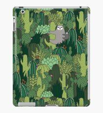 Cactus Sloth iPad Case/Skin