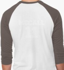 McCall 11 Men's Baseball ¾ T-Shirt