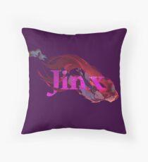 LoL - Star Guardian Jinx Throw Pillow