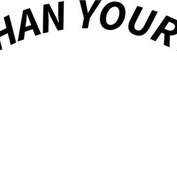 "White ""Sicker Than Your Average"" Notorious B.I.G Biggie Smalls Design by WickedWays"