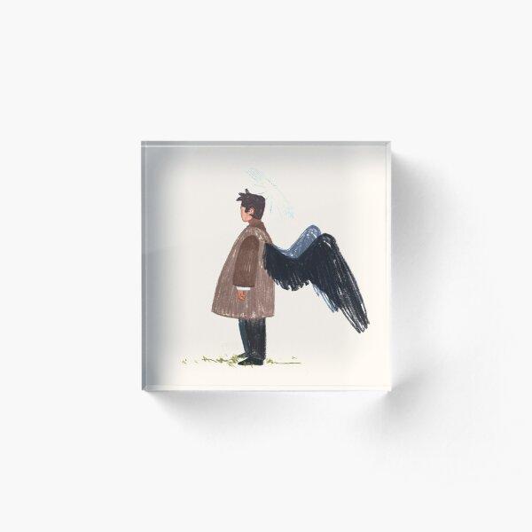Guardian Angel Acrylic Block