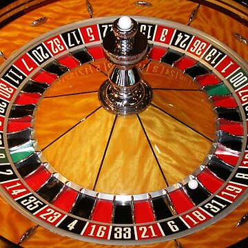 The Roulette Wheel by TomConway
