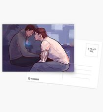 Panic Attack Postcards