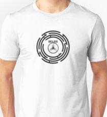 Westworld Maze 3 Unisex T-Shirt