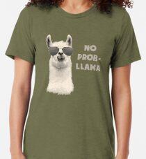 No Problem Llama Vintage T-Shirt