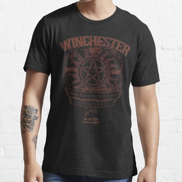 Winchester Bros Essential T-Shirt