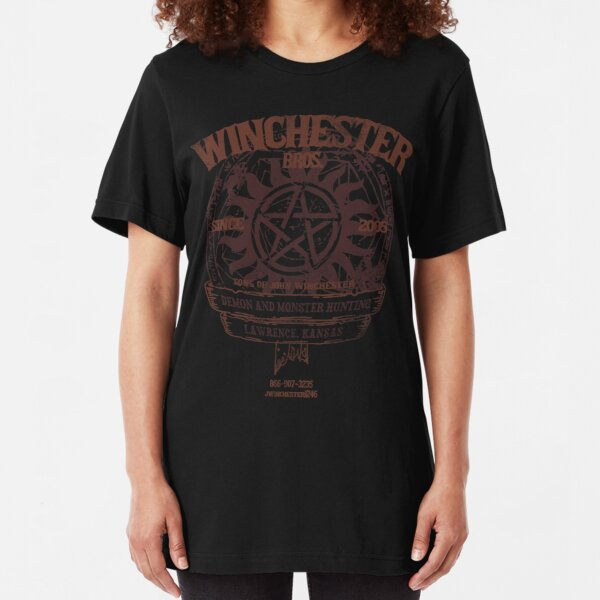 Winchester Bros Slim Fit T-Shirt