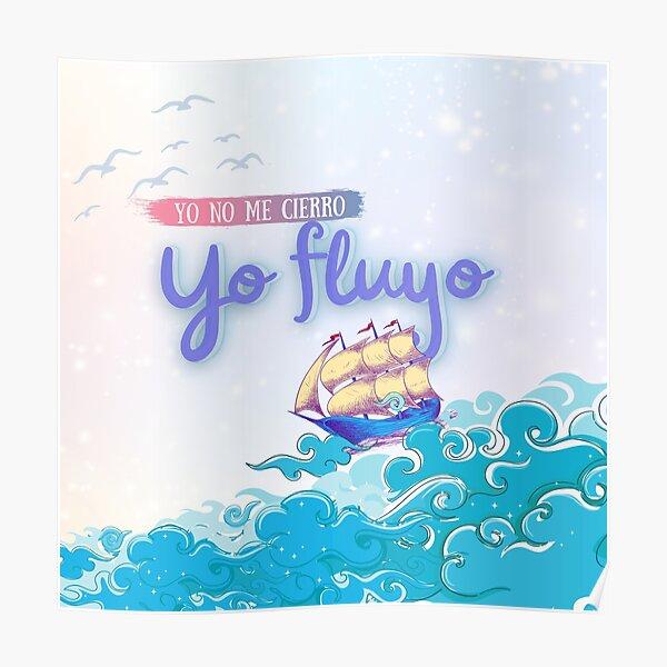 """""""I flow"""" Poster"""
