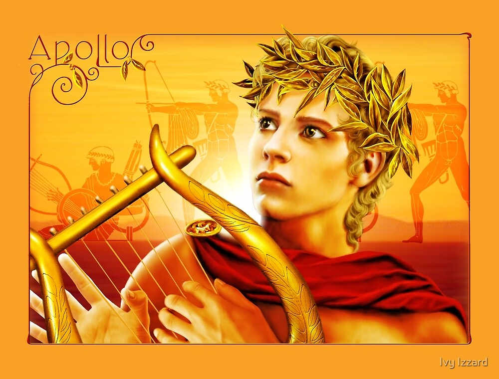 Apollo by Ivy Izzard