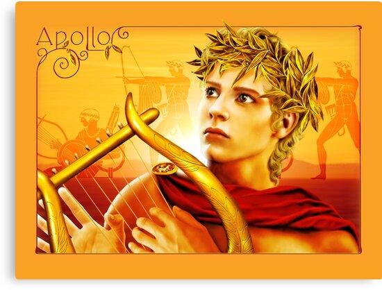 Apollo by Ivy Izzard