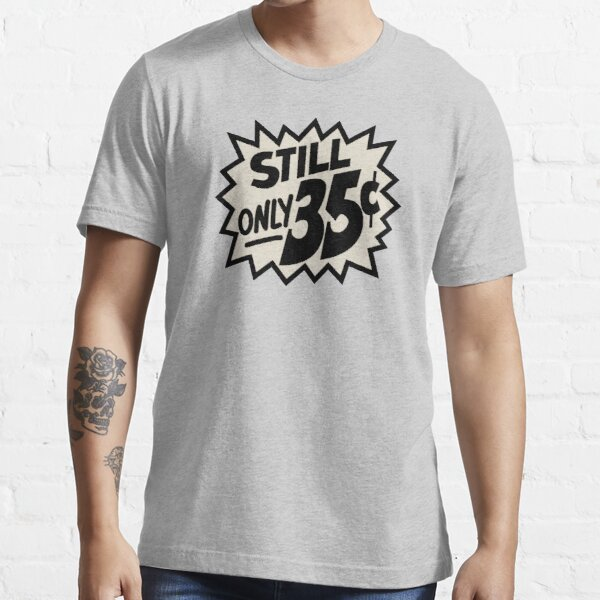 Comic Book Memories: Still Only 35 Cents Essential T-Shirt