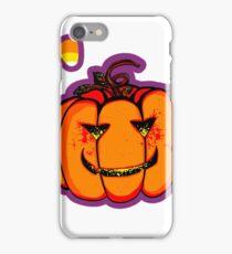 Jack-O'-Lantern iPhone Case/Skin
