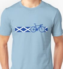 Bike Stripes Scotland T-Shirt