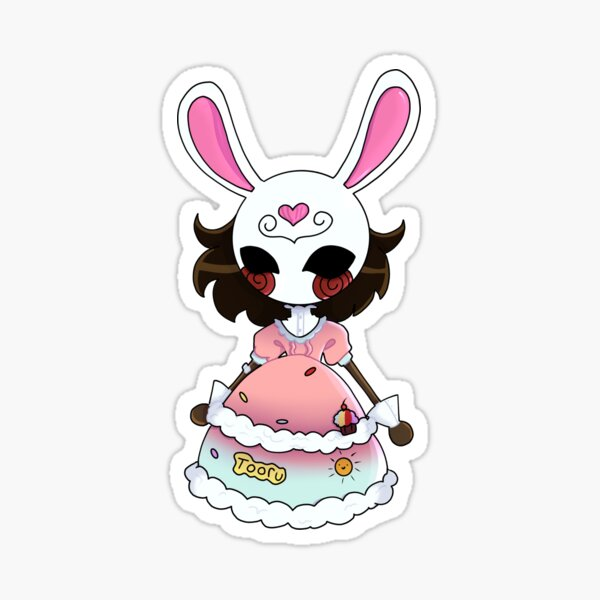 Tooru Usagi Sticker