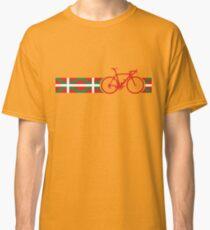 Bike Stripes Basque Classic T-Shirt