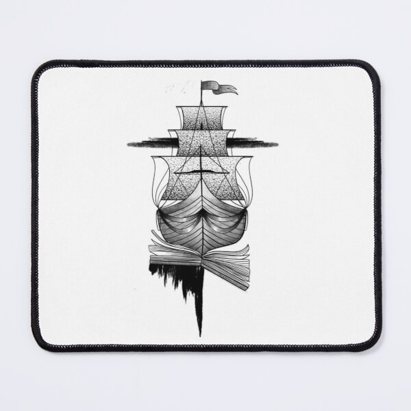 Boat Mouse Pad