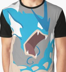 Gyarados Graphic T-Shirt