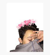 Lámina fotográfica mimoso justin blake
