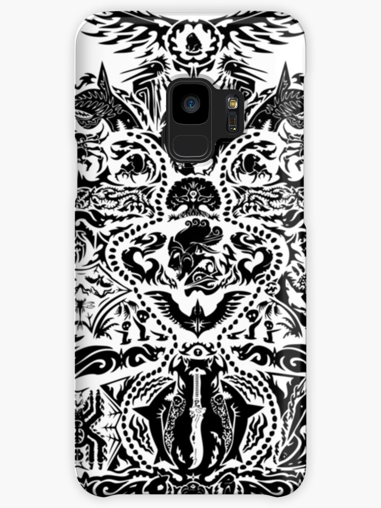 Tattoo Cases Skins For Samsung Galaxy By Supermrstylo