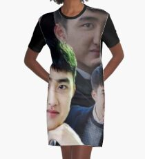 d.o , did you really? Graphic T-Shirt Dress
