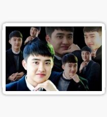 d.o , did you really? Sticker