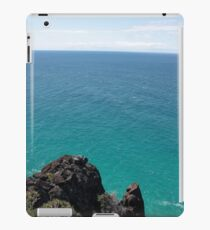 ocean rock. iPad Case/Skin