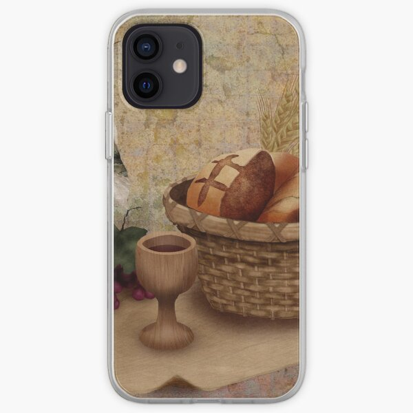 The Bread of Life iPhone Soft Case