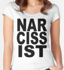 Narcissist Women's Fitted Scoop T-Shirt