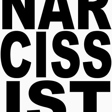 Narcissist by saintjay