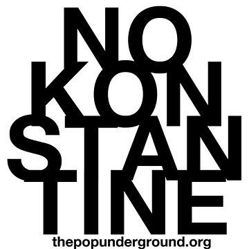 No Konstantine by kinnycatherine
