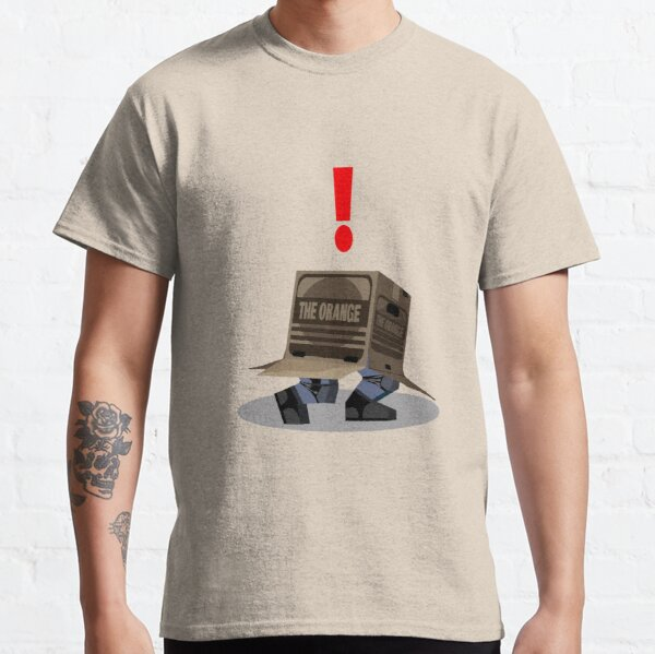 Metal Gear Solid (The Box) Classic T-Shirt