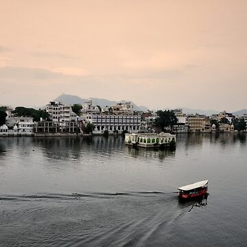 lake pichola by srinivas