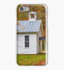 One Room Schoolhouse iPhone Case/Skin