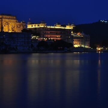 city palace udaipur by srinivas
