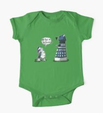 Are you my mummy? - BLUE version One Piece - Short Sleeve