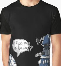 Are you my mummy? - BLUE version Graphic T-Shirt