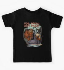 Without my permission! Kids Tee