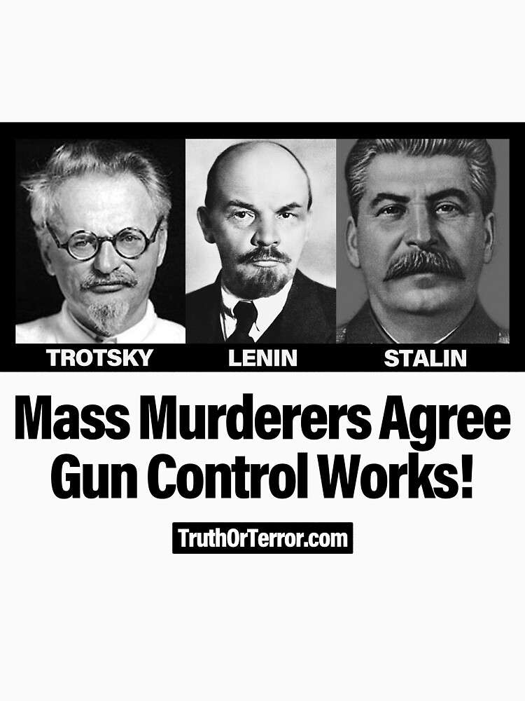 Mass Murderers Agree. Gun Control Works! by CamelotDaily