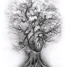 A Sleeping Heart by fioski