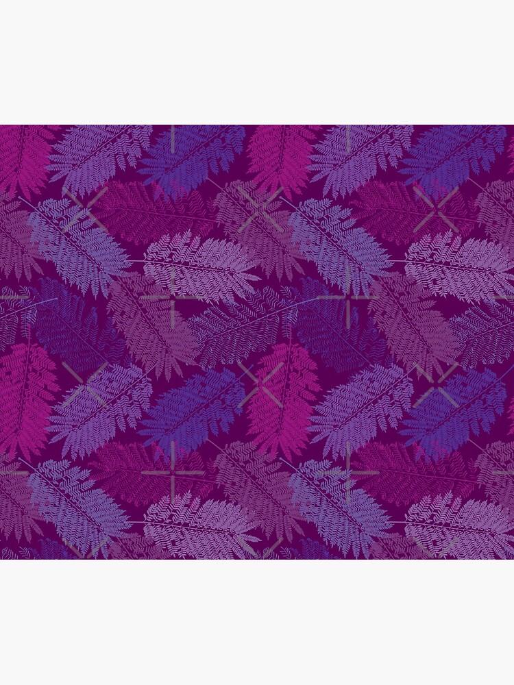 Jacaranda Purple by LozzaElizabeth