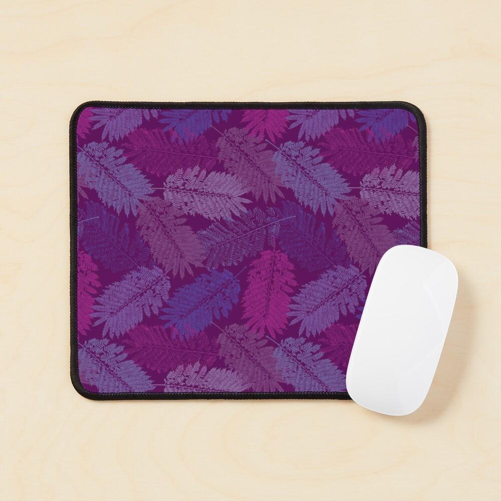 Jacaranda Purple Mouse Pad