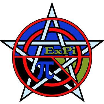 Expi_golahole314 [Twitch.tv] Streamer Logo by PaperGoblin