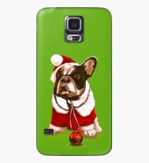 Christmas Dog Case/Skin for Samsung Galaxy