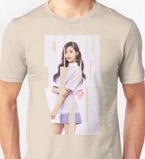 TWICE 'TT' Tzuyu Typography Unisex T-Shirt