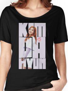 TWICE 'TT' Dahyun Typography Women's Relaxed Fit T-Shirt