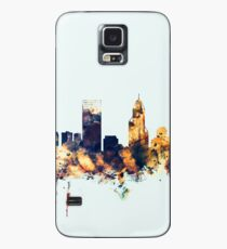 Perth Australia Skyline Case/Skin for Samsung Galaxy
